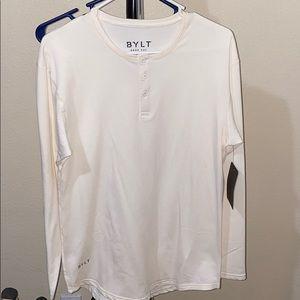 BLYT Basics Long Sleeve Henley